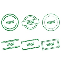 Www stamps vector