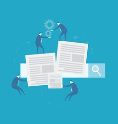 Document management vector