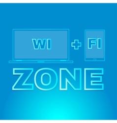 Area wireless access vector