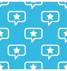 Star message pattern vector