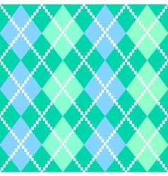 Retro argile pattern vector