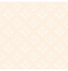 Plaid pattern with brushstrokes and stripes vector