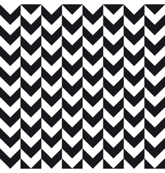 Alternate chevron background black white vector