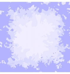 Frame from stains vector