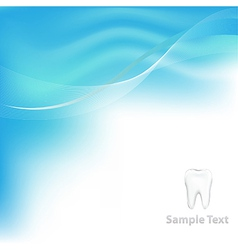 Dental background vector