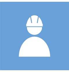 Working white icon vector