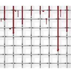 Cage with blood vector