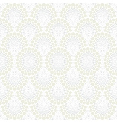 White geometric texture in art deco style vector