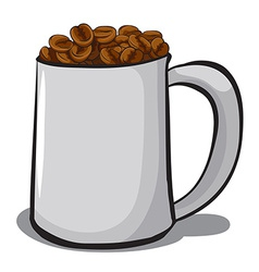 A mug vector