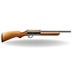 Long gun vector