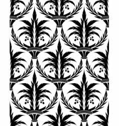 Heraldry crest pattern vector