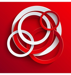 Circle abstract background eps10 vector