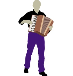 Bandsman vector