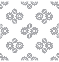 New mechanism seamless pattern vector