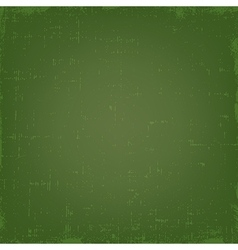 Vintage green grunge texture or background vector
