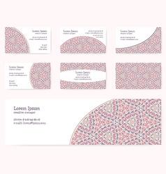 Document template vector