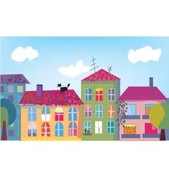 Neighborhood vector