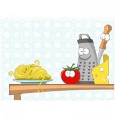Kitchen vector