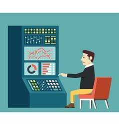 Analytics information and data handling vector