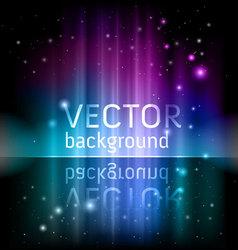 Spectrum glow vector