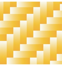 Gold parquet background vector