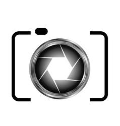 Digital camera- photography logo vector