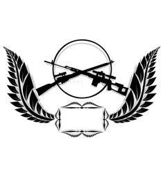Sniper rifles-2 vector