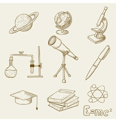 Science vector
