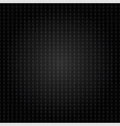 Black metallic texture vector