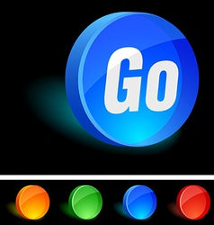 Go icon vector