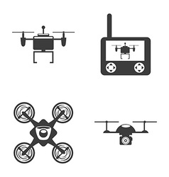 Drone technology vector