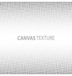 Canvas texture vector