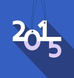 New year invitation vector