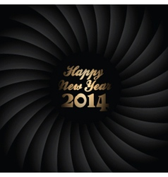 Abstract background design for the new year vector