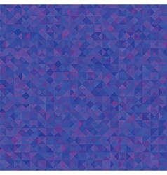 Abstract polygonal blue background vector