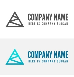 Logo badge label logotype elements with vector