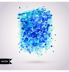 Watercolor texture watercolor spray background vector
