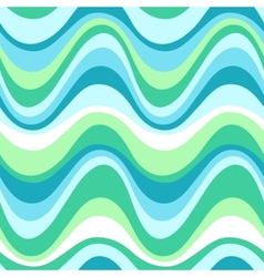 Water sea pattern vector