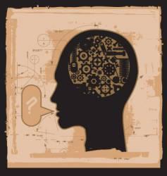 Thinker vector