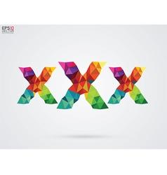 Xxx vector