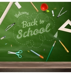 Blackboard education concept eps 10 vector