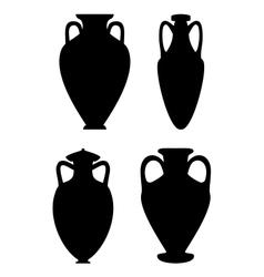 Amphoras vector
