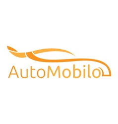 Auto mobilo logo template vector