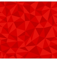 Geometric seamless pattern from triangles vector