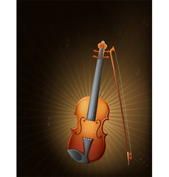 A string instrument vector
