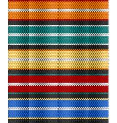 Knit texture vector