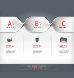 Communication technology spiral web template vector