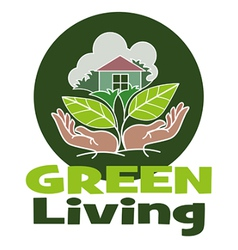 Living green vector