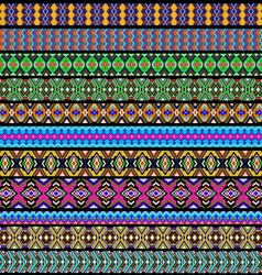 Set of ornamental strips vector