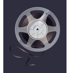 Magnetic tape vector